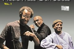 Francisco Mela feat. Matthew Shipp and William Parker : Music Frees Our Souls, Vol. 1