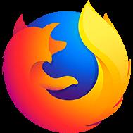 Firefox, logo sur Zarbalib.fr