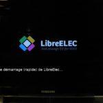 Raspberry Pi 3 B+, LibreElec sur TV