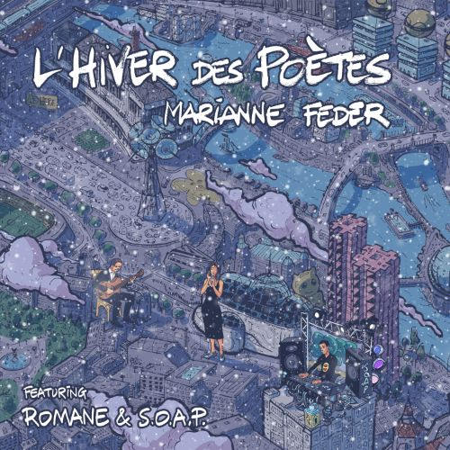 Marianne FEDER, L'Hiver des Poètes, 2019