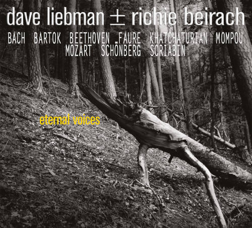 Dave LIEBMAN – Richie BEIRACH, Eternal Voices, 2019