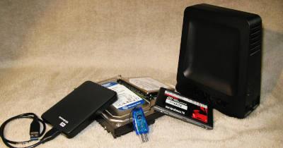 Sauvegarder ses données sur des disques durs