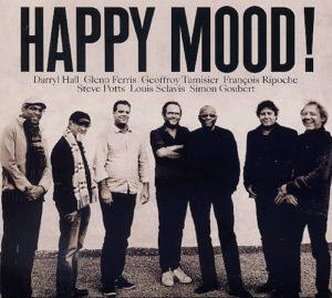 François Ripoche, Happy Mood, disques Black & Blue,  Socadisc -2020.