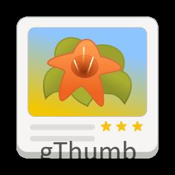 gThumb visionneur d'images pour Linux