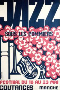Jazz sous les Pommiers - festival 1982 - 1ère édition