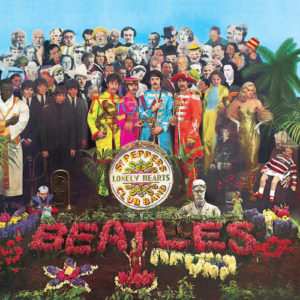 The Beatles - Sergent Pepper's Lonely hearts Club Band - EMI 1967