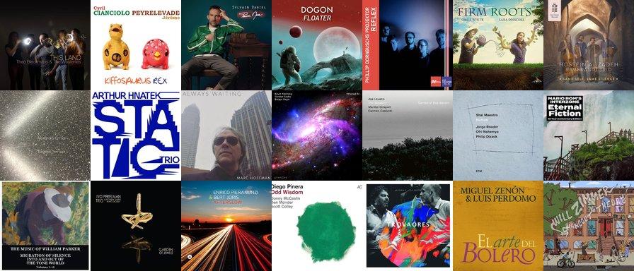 21 disques jazz - catalogue Zarbalib.fr - janvier 2021