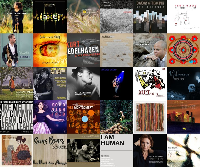 Catalogue de disques Zarbalib.fr - février 2021