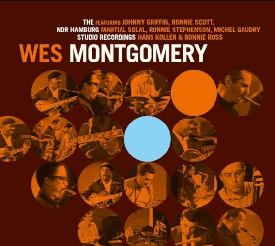 WES MONTGOMERY,, The NDR Hamburg Radio Recordings, Jazzland records 2021