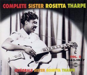 Sister Rosetta Tharpe, Intégrale Frémeaux & Associés, volume 2