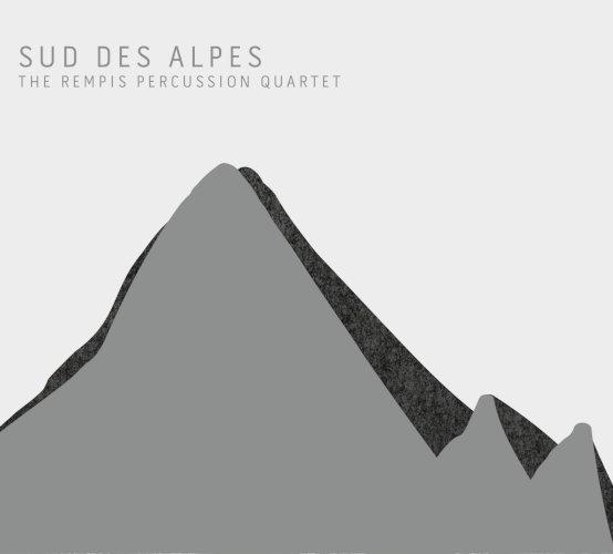 The Rempis Percussion Quartet, Sud des Alpes - Aerophonic records 2021 - jazz, musique créative, improvisation