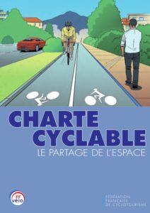 Charte Cyclable, le partage de l'espace - FFvélo FFCT - 2019